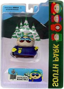 Mezco Toyz South Park Series 3 Action Figure Police Officer