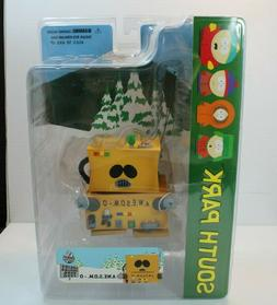 Mezco Toyz South Park Series 4 A.W.E.S.O.M.-O AWESOMO TV Act