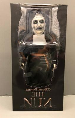 "Mezco Toyz The Conjuring Universe Nun Doll 18"" Figure Horror"
