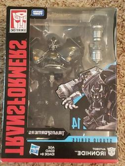 Transformers Ironhide Studio Series 14 Voyager Autobot Chevy