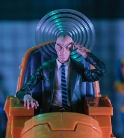 Translucent Professor X Powers EFFECT ONLY Mezco, Marvel Leg