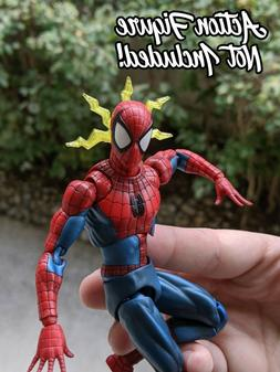 Translucent Yellow Spider Senses EFFECT ONLY Mezco, Mafex, M