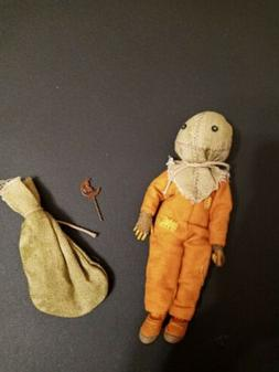 "NECA Trick R Treat Sam Clothed 8"" Action Figure Loose Horror"