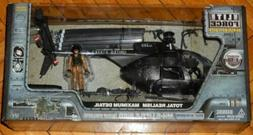 BBI Elite Force U.S Army MH-6 Assault Little Bird Night Stal