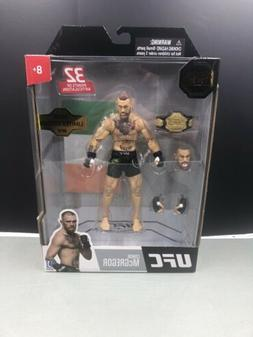 UFC Conor McGregor Figure Limited Edition 2020 Series Jakks