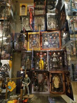 NECA Ultimate Horror Figure Lot of 15 Figures!!!