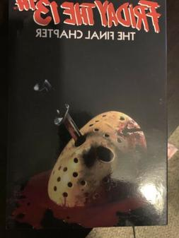 ULTIMATE JASON VOORHEES NECA Friday The 13th PART 4 FINAL CH