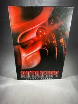 "ULTIMATE JUNGLE HUNTER Predator 7"" inch Scale Action Figure"