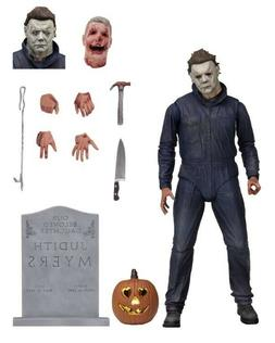 NECA Ultimate Michael Myers Halloween 2018 7 inch Tall Actio