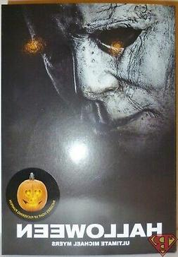 "ULTIMATE MICHAEL MYERS Halloween 2018 Movie 7"" Scale Action"