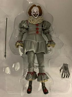 "ULTIMATE PENNYWISE WELL HOUSE Neca 2017 MOVIE 2019 7"" Inch F"