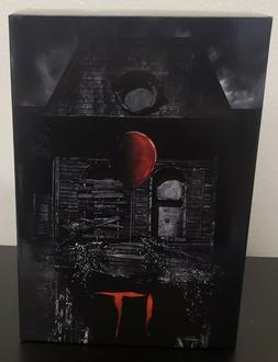 NECA Ultimate Pennywise Well House IT 2017 Figure Stephen Ki