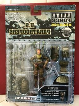 ULTIMATE SOLDIER 1/18 ELITE FORCE US PARATROOPERS RARE!! CPL