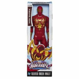 Marvel Ultimate Spider-Man  Iron Spider Titan Hero Series 12