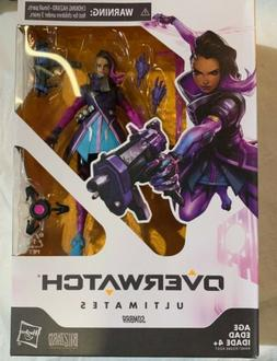 ultimates series sombra 6 inch collectible action