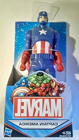 "Marvel Universe Avengers 6""  All Star Captain America Action"