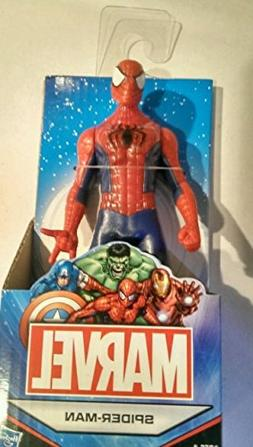 "Marvel Universe Avengers 6""  All Star Spider-Man Action Figu"