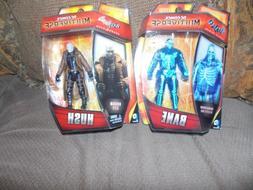 DC Comics Universe Batman Bane and Hush Figures, 4 inch figu