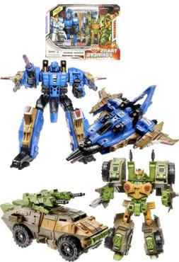 Transformers Universe G1 Series Exclusive 2 Pack Robot Actio