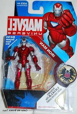 Marvel Universe Series 5 Scarlet Centurion Iron Man Action F
