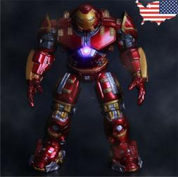 "US! 7"" Marvel Avengers 2 Action Figure Age of Ultron IRON MA"