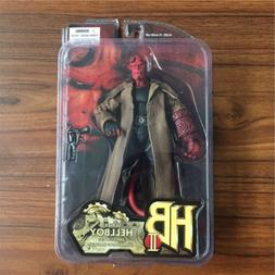 "US! Hellboy 7"" Action Figure Smoking Ver. Series 2 Collectio"