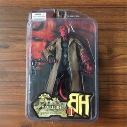 "US! Hellboy HB 7"" Action Figure Model Toy Smoking Ver. Serie"