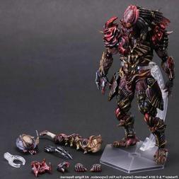 Square Enix Variant Play Arts Kai Alien Predator Statue Seri