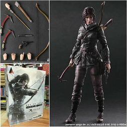 Variant Play Arts Kai Rise Of The Tomb Raider Lara Croft Act
