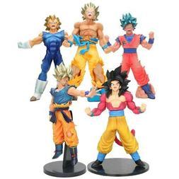 Various Dragon Ball Z Blood of Saiyans Son Goku Vegeta Goget