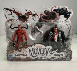 Venom vs. Carnage Action Figures Set Hasbro Marvel Comics Sp