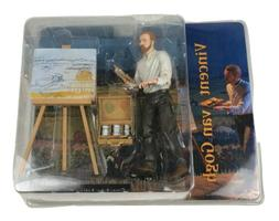 VINCENT VAN GOGH ~ Fine Arts Action Figure