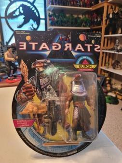 Vintage 1994 Hasbro Stargate Horus Palace Guard Action Figur