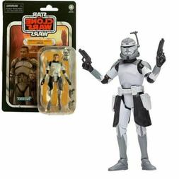 "Star Wars Vintage Collection Commander Wolffe 3.75"" Action F"