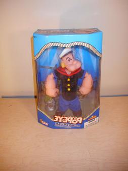Vintage Mezco Popeye The Sailor Man 12 Inch Action Figure -