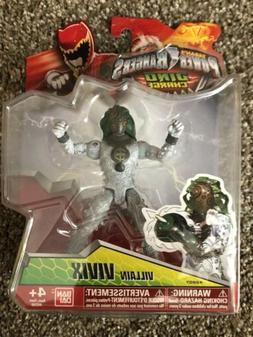 "Vivix Bandai Power Rangers Dino Charge Villain 5"" Action Fig"