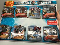 Marvel Legends WALMART EXCLUSIVE AVENGERS ASSEMBLE 8-Pack Of