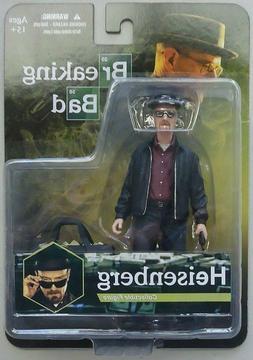"Walter White Heisenberg Breaking Bad 6"" inch Action Figure M"