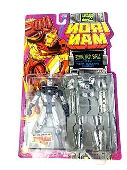 Iron Man War Machine with Shoulder Mount Cannons Action Figu