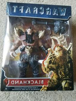 """Warcraft 6"""" Blackhand Action Figure With Accessory"""