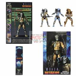 WARRIOR PREDATOR Neca ALIEN vs PREDATOR 1994 ARCADE 2019 7""