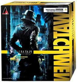 Square Enix Watchmen Play Arts - Kai - Rorschach Action Figu