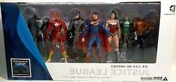 DC Collectibles_We Can Be Heroes JUSTICE LEAGUE 7-Pack Actio