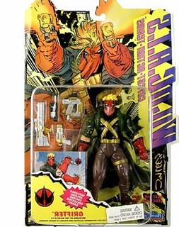 WILDCATS Covert Action TeamS 6 Inch Tall Action Figure - GRI