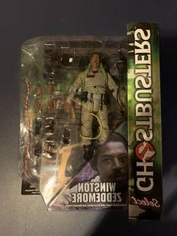 Winston Zeddemore GHOSTBUSTERS Diamond Select Toys action fi