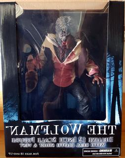 Wolfman - 12 Inch Action Figure - MEZCO - New in Box