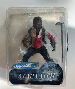 Mezco Wolfman Action Figure Bloody Variant Blockbuster Video