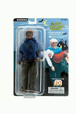 Wolfman MEGO Horror series 8 inch Figure Officially licensed