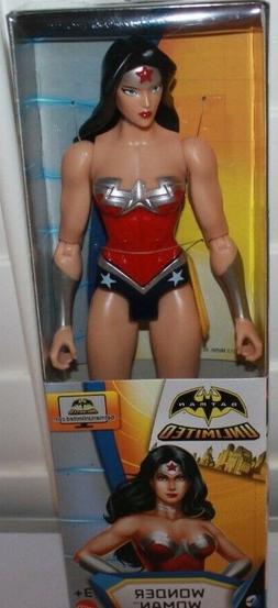 Wonder Woman 12 Inch  Action figure  misb new   dc comics un