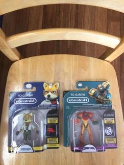 World of Nintendo Action Figure Lot  Old+Rare